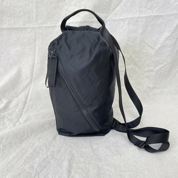 Lululemon Athletica Black Convertible Bag/Backpack